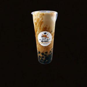 Brown Sugar Pearls Milk Tea