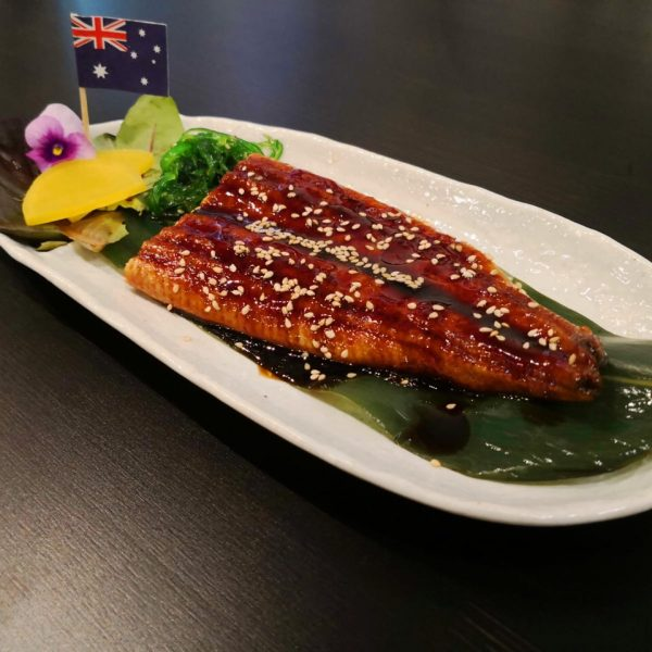 Charbroiled Eel