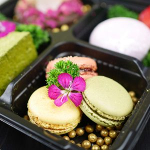 French Edible Nest Macaroon [3pcs]