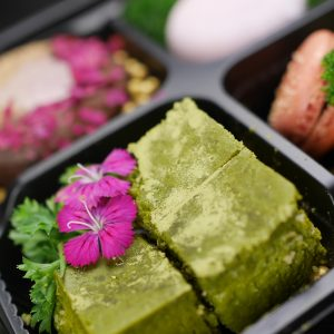 Japanese Matcha Cheese Cake]