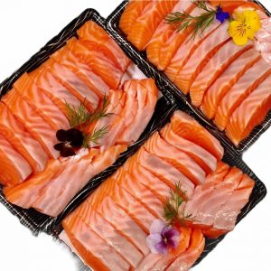 NZ King Salmon Platter