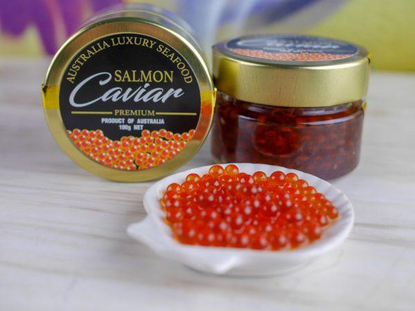 Australian Salmon Caviar 100g