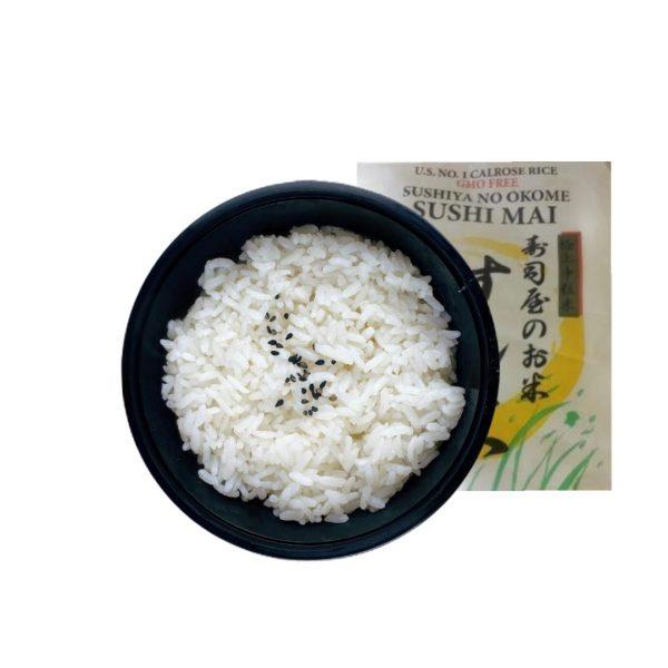 Steam Rice (Sushiya No Mai 1)