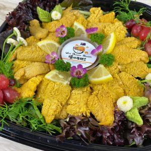 Urchin Kingdom Platter